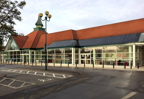 Morrisons Welwyn Garden City Completed 2