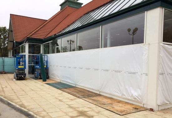 Morrisons Welwyn Garden City Progress 6