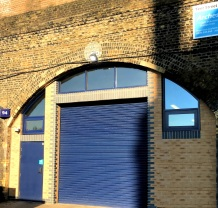 Bethnal Green Railway Arches 3