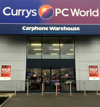Corktree Retail Park - Currys-PC World.e