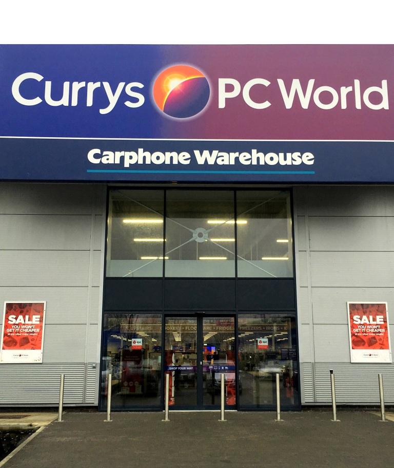 Corktree Retail Park - Currys-PC World