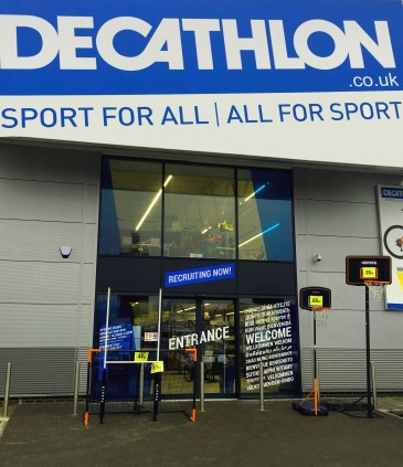Corktree Retail Park - Decathlon.e