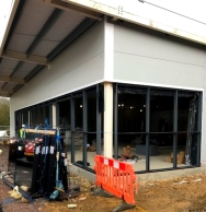 Morrisons St. Ives Progress 1