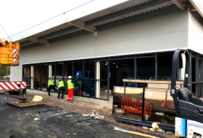 Morrisons St. Ives Progress 2