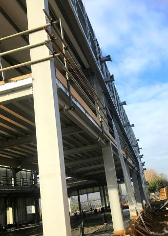Vauxhall Croydon Progress 1