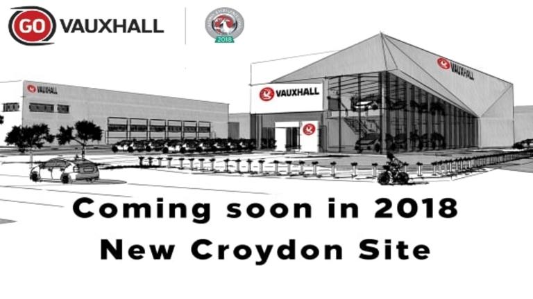 Vauxhall croydon