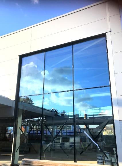Vauxhall Croydon Progress 12