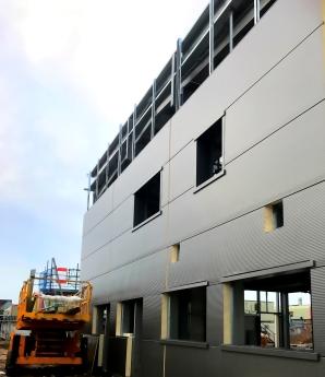 Vauxhall Croydon Progress 4