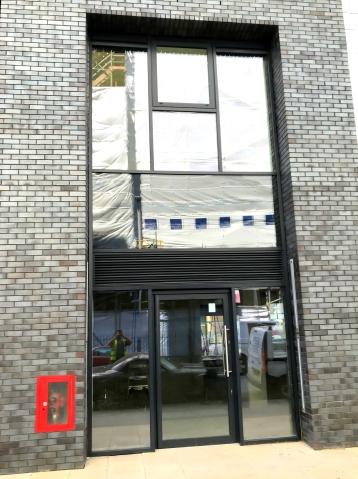 Boiler House progress 2