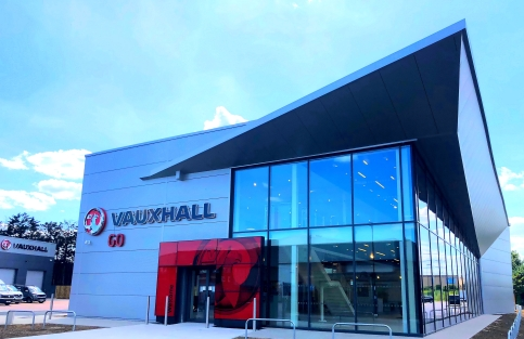 Vauxhall Croydon complete
