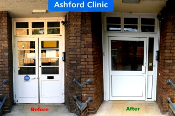 Ashford Clinic Before-After