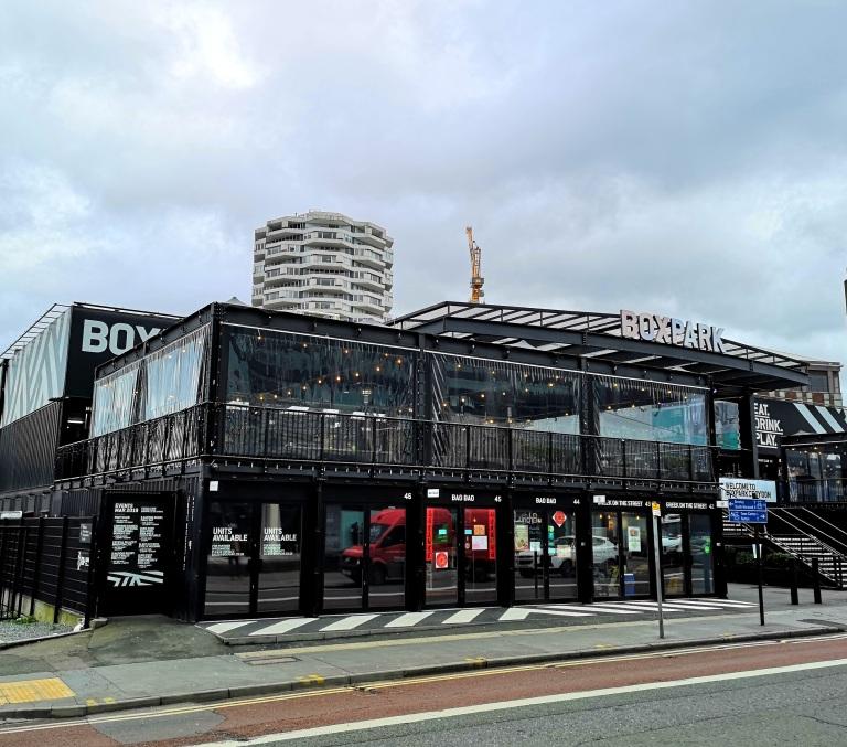 Boxpark Croydon TBT 1