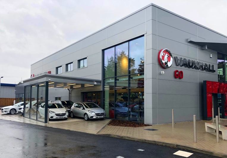 Vauxhall Croydon TBT 1