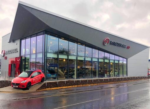 Vauxhall Croydon TBT 4