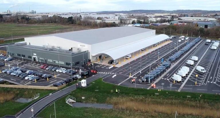 DCE1 Chester Amazon Warehouse